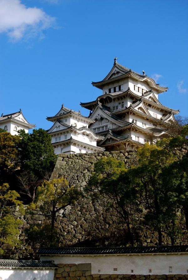 Viaje a Japon: Castillo Himeji