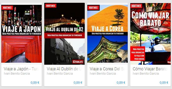 Guias de Viajes Houtinee en Google Play