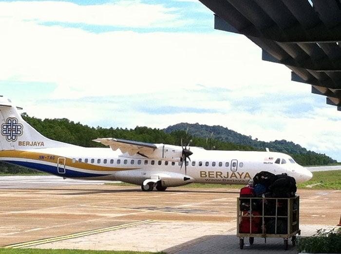 Viajar barato: Vuelo economico a la isla de Redang en Malasia