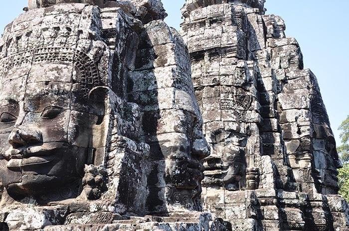 Templos en Angkor