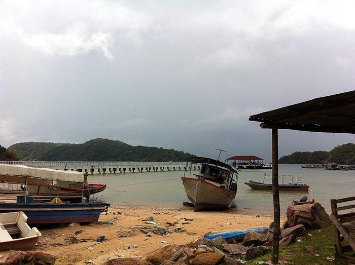 Puerto de Redang
