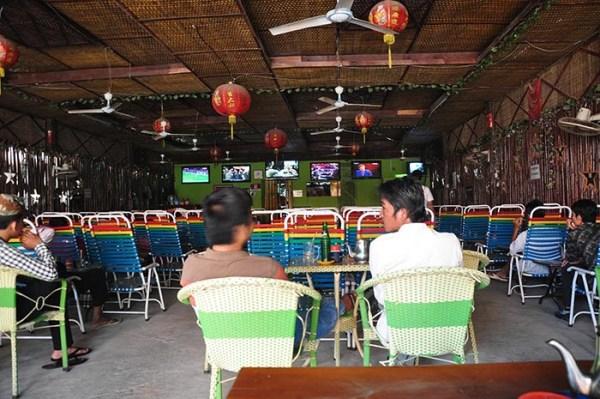 Local en Siem Reap