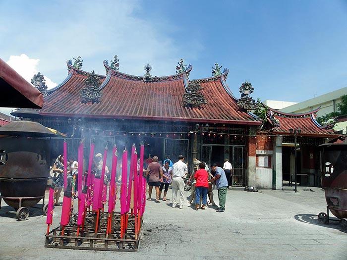 Templo chino en Georgetown