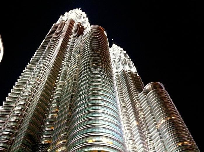 Torres Petronas en Kuala Lumpur