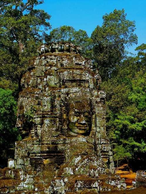 Templos de Angkor en Siem Reap