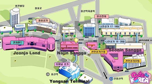 Yongsan-Electronics-Market