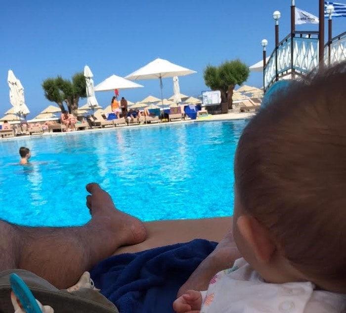 10 razones por las que viajar con bebés es más sencillo de lo que piensas