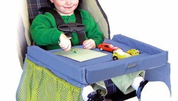 8 productos indispensables si viajas con niños