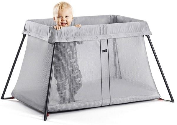 BabyBjörn Light - Cuna de viaje para bebés