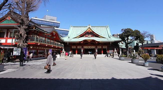 Kanda Myojin Shrine: el templo en Tokyo donde puedes bendecir tu dispositivo electrónico