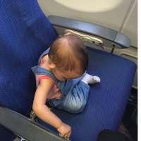 Volar con bebés: Pasar el control de seguridad del aeropuerto con líquidos y la comida del bebé