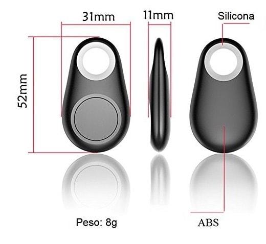 ¿Quieres un llavero localizador Bluetooth con alarma anti pérdida ITAG?