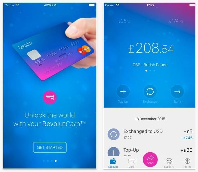 Cómo y dónde conseguir el mejor cambio de divisas para tus viajes sin comisiones: Revolut