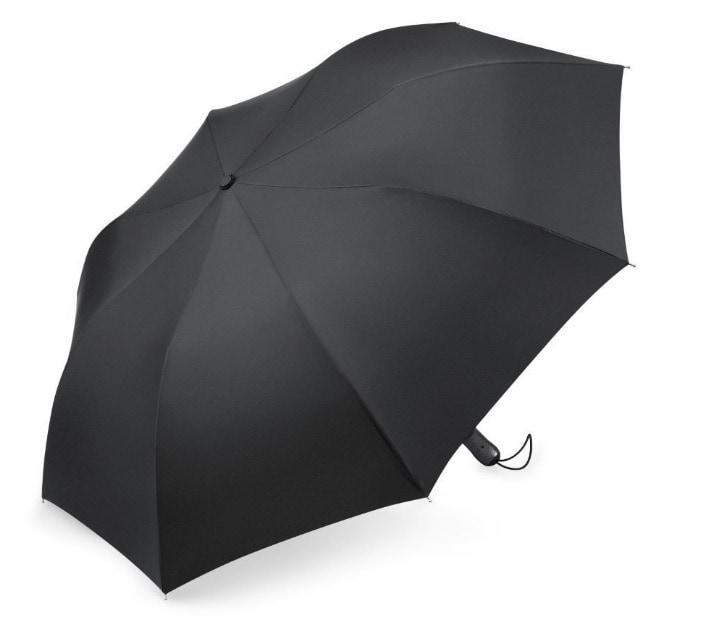 Paraguas de viaje plegable de PLEMO en oferta en las rebajas de Agosto de 2016