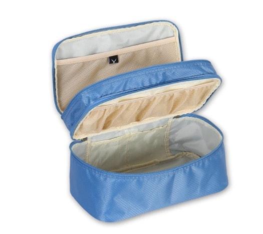 Un organizador de ropa interior para tus viajes organizadores de maletas - Organizador de ropa interior ...