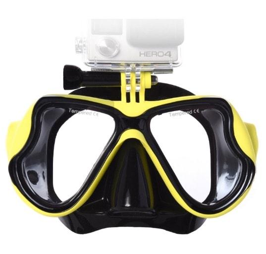 Gafas de bucear para GoPro HERO en oferta por menos de 15 euros