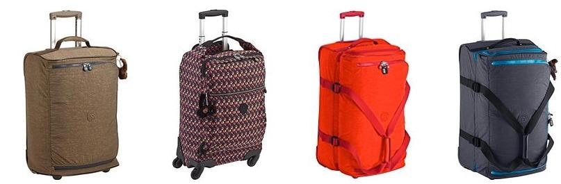 ¿Quieres comprar maletas y bolsos Kipling baratos en oferta?