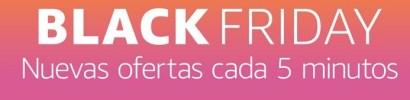 Descuentos Amazon España Black Friday 2016