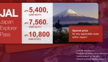 JAL Japan Explorer Pass