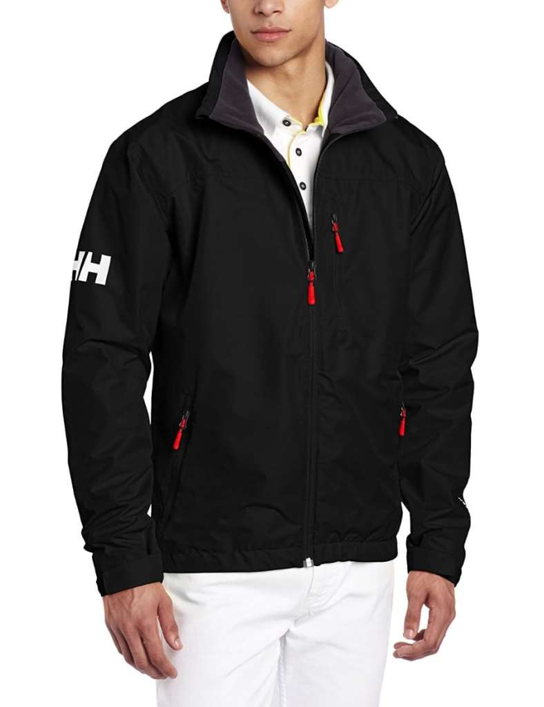 Helly Hansen Crew Midlayer Jacket, Chaqueta Impermeable para Hombre