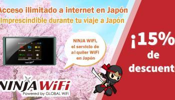 ninja wifi japon: connectante a internet en tu viaje