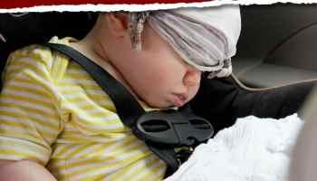¿Puedes subir la silla de coche para bebés al avión?