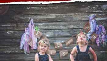 Cómo sobrevivir a un viaje en coche con niños gemelos