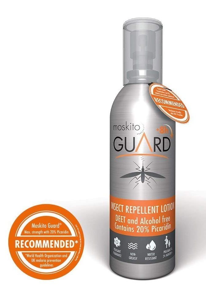 Moskito Guard Insect Repellent - 75ml