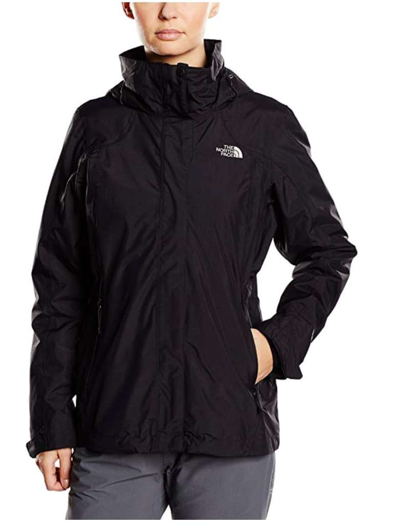 The North Face W Evolution II Triclimate Jacket - Chaqueta para mujer