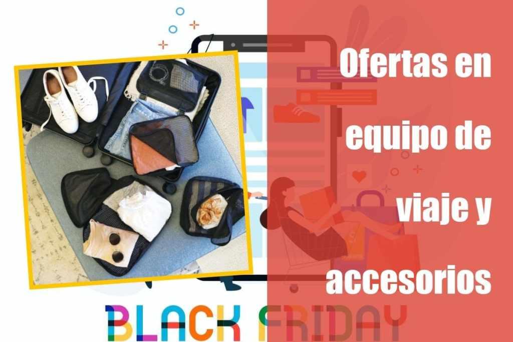 Ofertas en equipo de viaje y accesorios