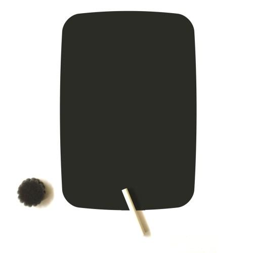vergeet geen boodschappen meer met dit handige krijtbord