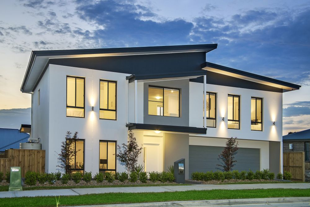 Precast Concrete Houses Austere Yet Practical Design