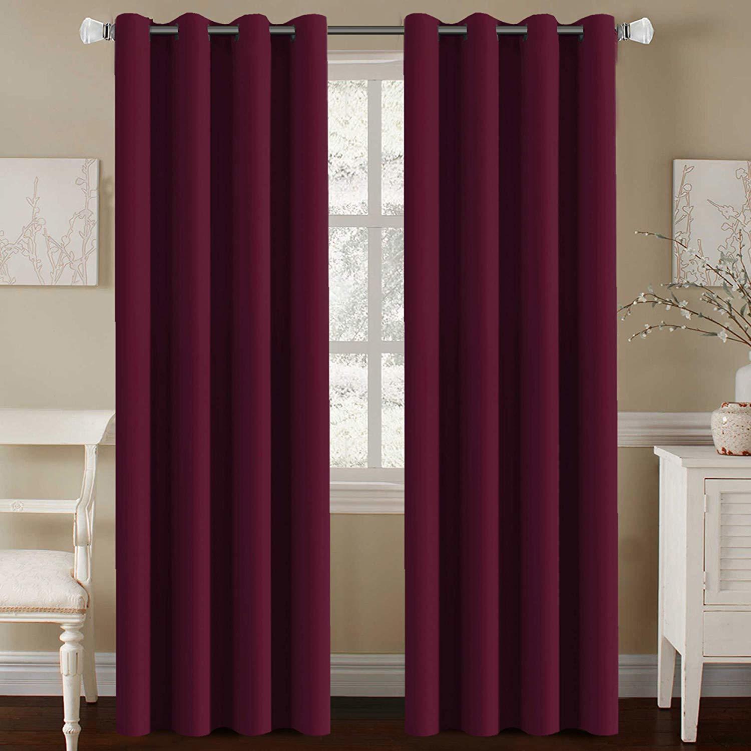 Best Curtains For Living Room Reviews For 2020