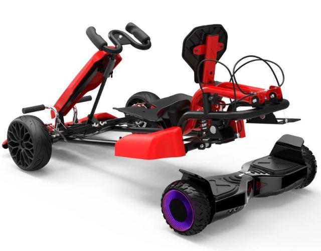 Hyper GoGo GoKart Kit Red