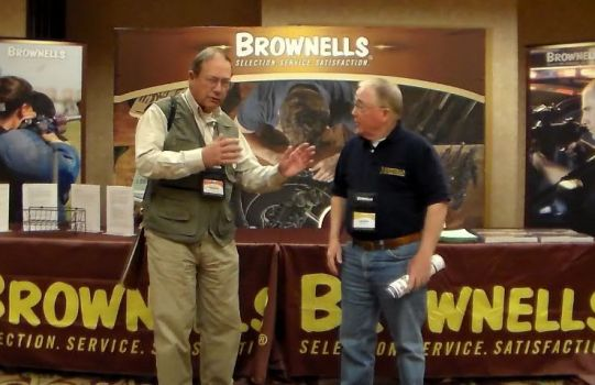 Here I interview Public Relations Mgr. Larry Weeks at the 7th Annual Career Fair in Des Moines, IA.