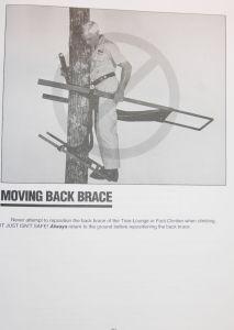 TL Moving back brace