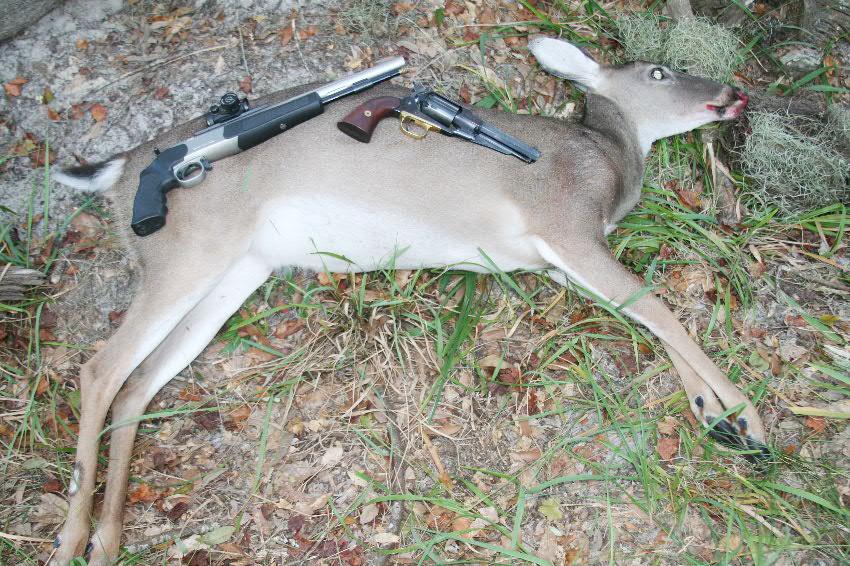 Muzzleloading Hunts on Georgia's Ossabaw and Cumberland Islands, Jan. 7, 2013  (2/5)