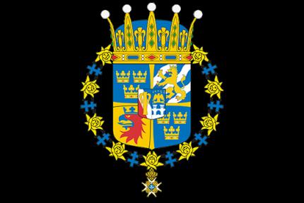 Ruotsin prinssi Oscarin vaakuna, kastetilaisuus, ristiäiset, kuninkaalliset, Hovikirjeenvaihtaja