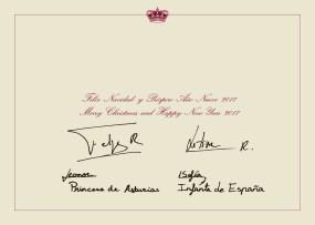 Espanjan kuninkaallisten joulu