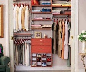small closet ideas