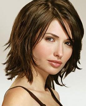 layered hair cuts