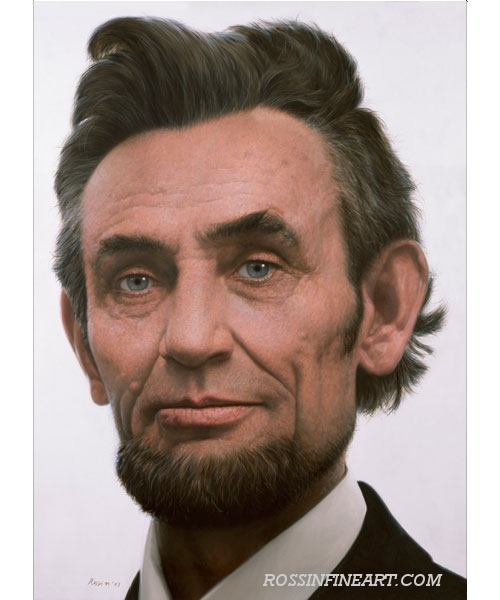 Abraham Lincoln – 1865