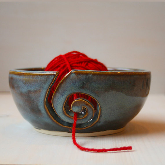 knitting bowl, love them