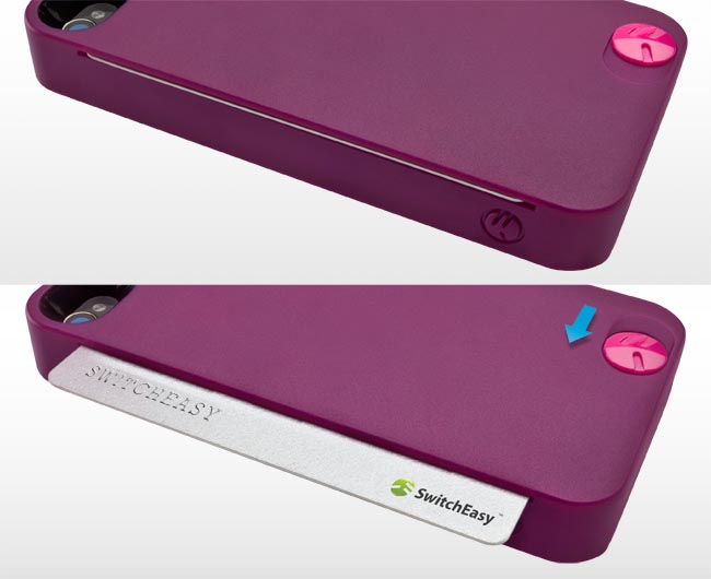 iPhone case with card holder