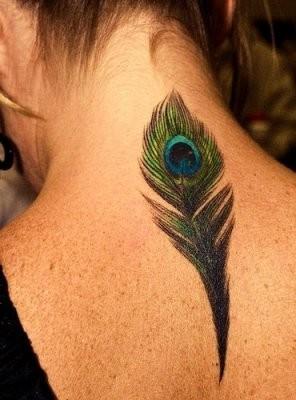 Peacock tattoo Ideas