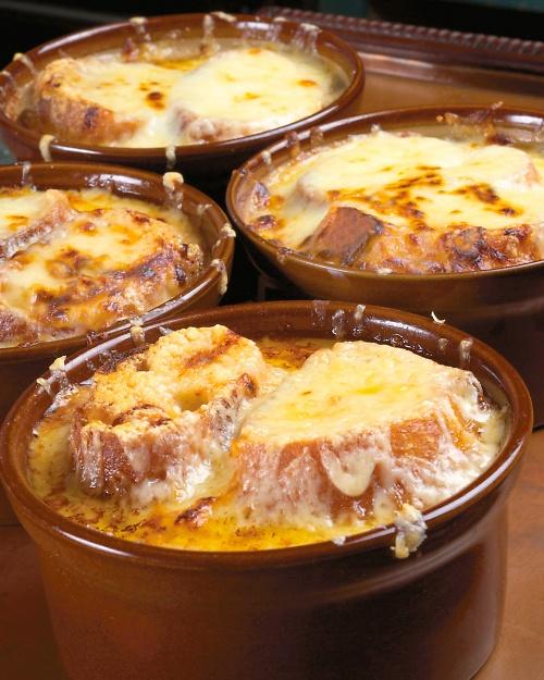 Traditional French Onion Soup – Martha Stewart Recipes