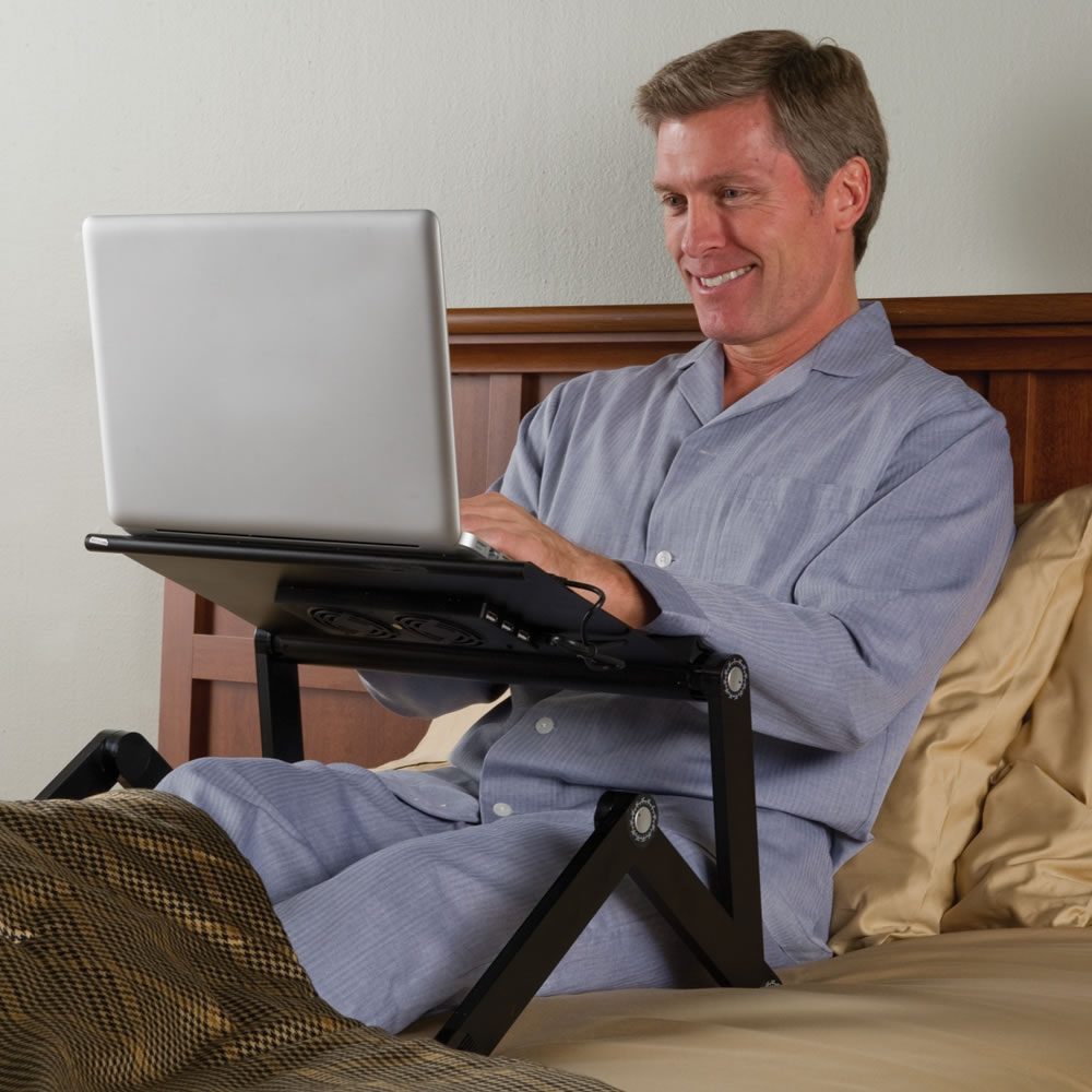 Perfect Position Laptop Stand.