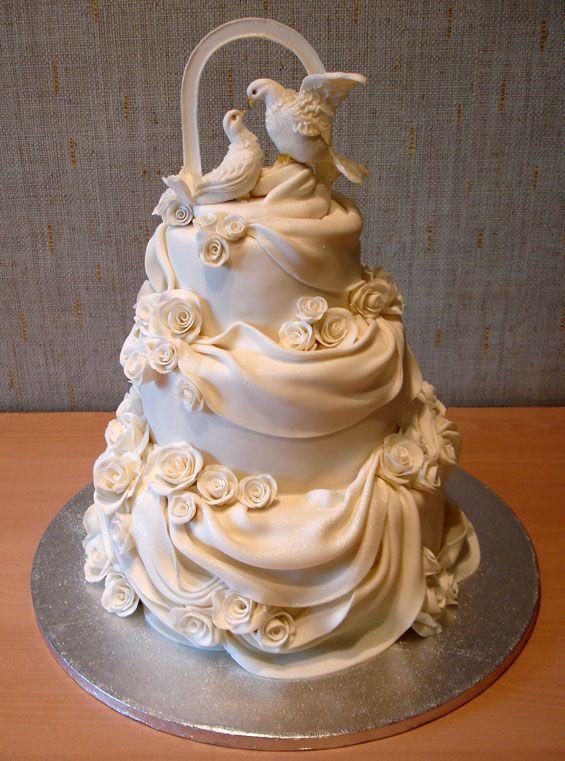 Birthday Cakes: Wedding cakes