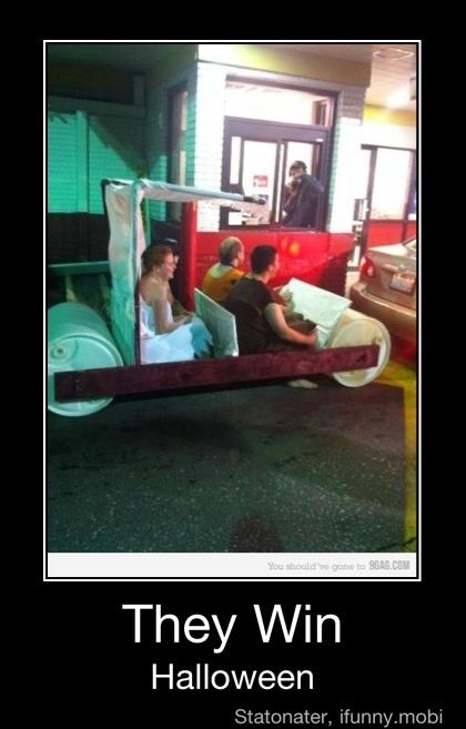 Flintstone car!