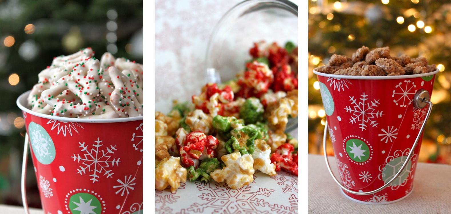 THE MOTHER OF ALL PINS! 186 homemade & out-of-the-box Christmas gift ideas.